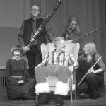 Kammermusikalische Reihe: Fidolino spielt WinterMärchenMusik für Kinder