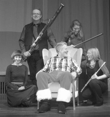 Das Ensemble Fidolino. (Quelle: privat)