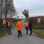 Sonderverkehrsschau Bahnübergänge Fröndenberg und Holzwickede im Blickpunkt