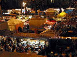 Am kommenden Freitag ist es wieder soweit: der 32. Holzwickeder Weihnachtsmarkt öffnet und lädt zum Bummeln ein. (Foto: P. Gräber - Emscherblog.de)