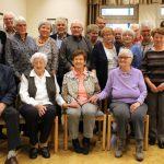 Trägerverein lud zur Geburtstagsnachfeier in Begegnungsstätte ein