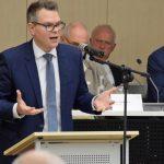 Kreishaushalt 2019 verabschiedet: Belastung für Städte und Gemeinden sinkt