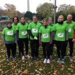 Neue Laufgruppe des HSC beim Westfalenpark-Lauf erfolgreich