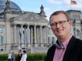 Oliver Kaczmarek unterstützt interkulturellen Austausch in seinem Wahlkreis: MdB Oliver Kaczmarek. (Foto: SPD)