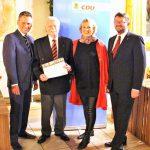 Jubilarehrungen beim Primeurfest der Holzwickeder CDU
