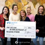 FashionFee spendet 521 Euro an Aktion Lichtblicke e.V.
