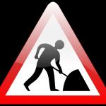 Landweg wegen Rohrbruchs bis Donnerstag gesperrt