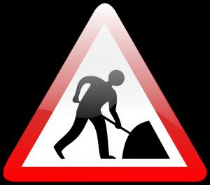 Bauarbeiten, Baustelle, (Foto: pixabay.de)