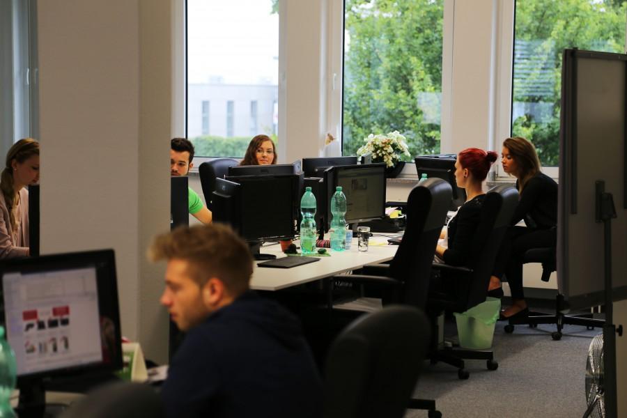 Sechs Jahre nach Gründung konnte UNIQ   den 200. Mitarbeiter begrüßen. Im kommenden Jahr wird das Unternehmen im Holzwickeder Eco Port erstmals auch zwei Ausbildungsplätze anbieten. (Foto: UNIQ)
