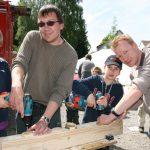 Leben wie die Wikinger: Vater-Kind-Festival 2019 – jetzt anmelden