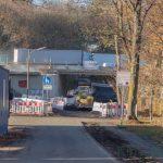 Ersatzbrücke: A1-Fahrbahn muss kurzfristig saniert werden