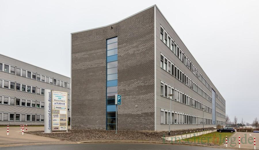 Am, 23. Januar werden die ersten teile der Verwaltung in den Eco Port verlegt. (Foto: P. Gräber - Emscherblog.de)