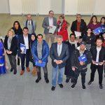 Feierstunde zur Einbürgerung: Landrat gratuliert Neubürgern