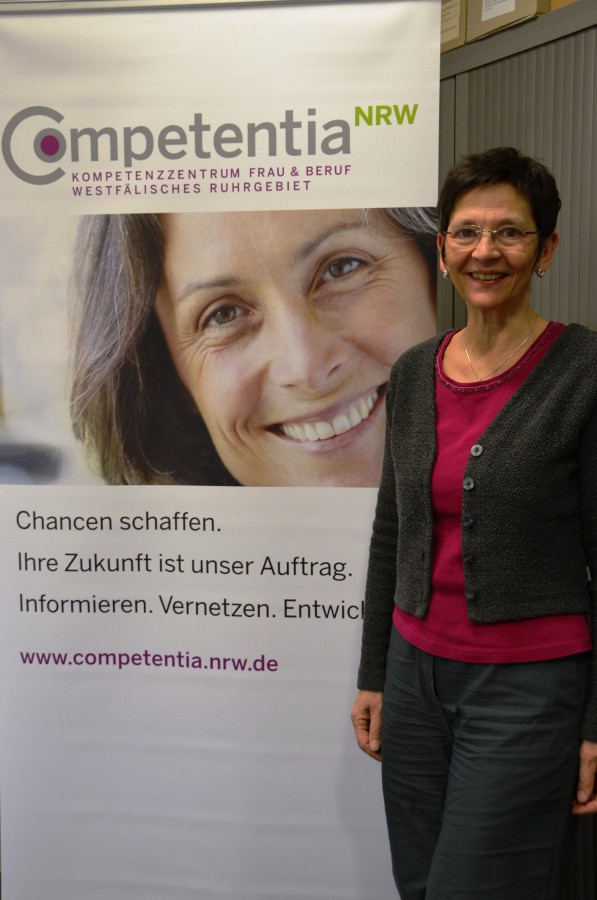 Anke Jauer betreut das Projekt bei der WFG Kreis Unna und berät Betriebe zur Gewinnung und Bindung weiblicher Fachkräfte. Sie ist unter  Rufnummer 02303/274090 zu erreichen. (Foto: WFG Kreis Unna)