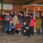 Adventsgrillen der CDU bei Familie Bolle in Opherdicke