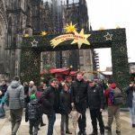 Adventsausflug der Radsportabteilung des HSC führt nach Köln