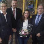 Stefanie Heinrich leitet Fachbereich Ordnung, Bürgerservice, Soziales