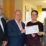 UKBS zeigt Herz für Kinder: Spende an den Kinderschutzbund Kreis Unna