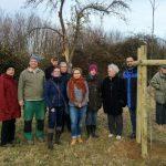 Dudenrother Knorpelkirsche: Obstbaum des Jahres an der Emscherquelle gepflanzt