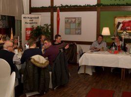In der Mitgliederversammlung der SPD fanden Delegiertenwahlen und Mitgliederehrungen statt. (Foto: privat)