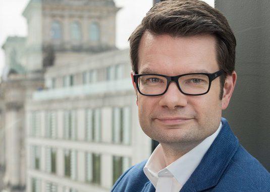 Ehrengast beim Neujahrsempfang der FDP: Dr. Marco Buschmann. (Foto: FDP)