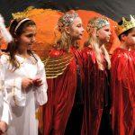 """Kinder der Dudenrothschule überzeugen mit Theaterstück """"Alle Jahre wieder"""""""