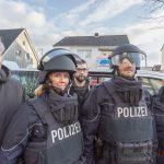Mehr Sicherheit bei gefährlichen Einsätzen: Polizei mit ballistischen Helmen ausgerüstet