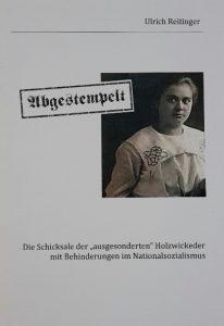 """Das Cover der Denkschrift """"Abgestempelt"""". (Foto: privat)"""