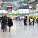 Deutlich mehr Passagiere in Osterferien