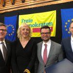 Neujahrsempfang der FDP ganz im Zeichen der Europawahl
