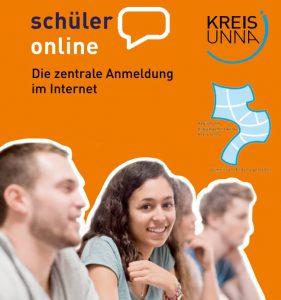 Flyer zu Schüler online.