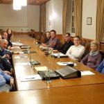 Allerletzte Sitzung der CDU-Fraktion im altehrwürdigen Rathaus