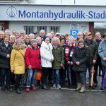 HSC-Familie wandert zu Silvester ins neue Jahr