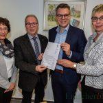 Geprüft und genehmigt: Letzter Haushalt von Kämmerer Rudi Grümme ein Prachtstück