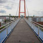 Carolinebrücke schon sanierungsbedürftig: Kosten in sechsstelligem Bereich drohen