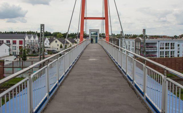 76ae96f34b Carolinebrücke schon sanierungsbedürftig: Kosten in sechsstelligem Bereich  drohen