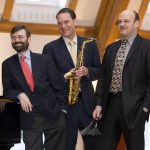 Reihe WeltMusik MusikWelt bietet ausgezeichneten Jazz mit Three Wise Men