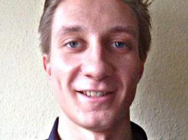 Vorsitzender Jusos Kreis Unna: Philipp Kaczmarek. Foto: SPD Unna)