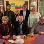 Holzwickeder FDP steht geschlossen zu Europa