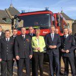 Landrat dankt Feuerwehr und Rettungsdienst: Fast 74.000 Einsätze