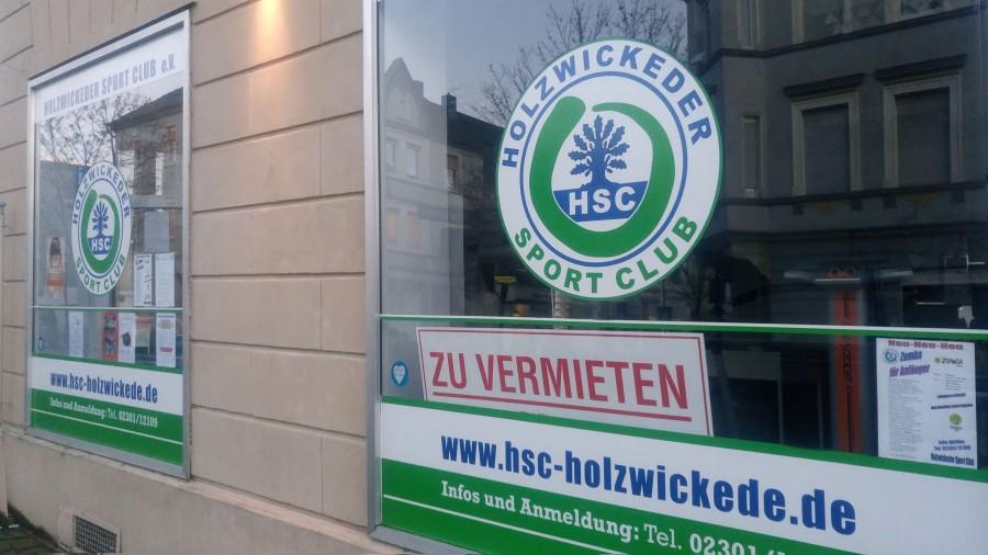Das Familienbüro des Kreises ist im ehemaligen HSC-Point (Foto) an der Hauptstraße untergebracht. Dort wird es in der zweiten Hälfte des nächsten Monats eröffnet und wichtige Anlaufstelle für junge Familien sein.  (Foto: privat)