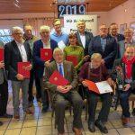 SPD Ortsverein Holzwickede ehrt langjährige Mitglieder