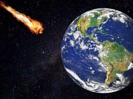 """Thema der nächsten Kinder-Uni in Holzwickede sind Meteoriten, die """"Boten aus dem Weltall."""" (Foto: Pixabay)"""