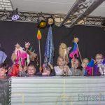 Puppenspiel-Projekt im Treffpunkt Villa vor der großen Premiere