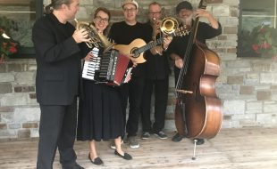 """""""Stubenjazz"""" schafft den Brückenschlag vom Volkslied zur modernen Musik. (Foto: Stubenjazz)"""