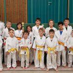 Judo-Nachwuchs der U10 und  U 13 in Wickede in Topform
