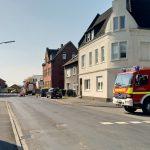 Frau sorgte für Großeinsatz der Feuerwehr in Sölder Straße
