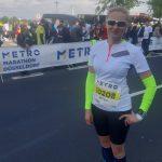 HSC-Lauftrainerin Iryna Detering Vierte beim Meisterschafts-Marathon