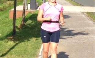 """Leitet den neuen Kurs """"Laufen lernen"""": Sportlehrerin Iryna Detering. (Foto: privat)"""
