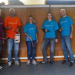 Neuer Geräteschrank löst Stauprobleme  in der Paul-Gerhardt-Schule
